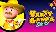 Party Games Slotto в казино Вулкан
