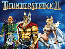 Thunderstruck II в казино Вулкан